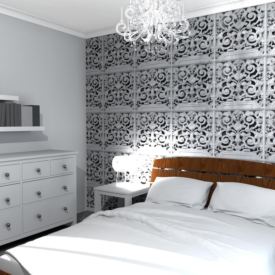 Aranżacja Sypialni W Stylu Hotelowym Atelier Lillet