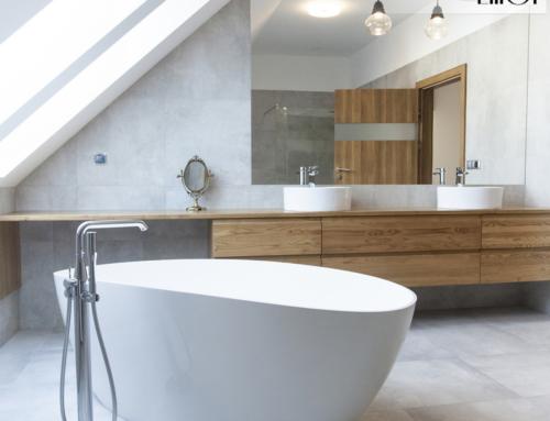 Realizacja salonu kąpielowego