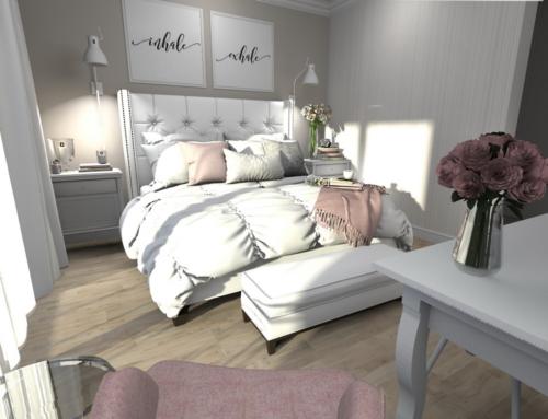 Jak zaprojektować sypialnię?